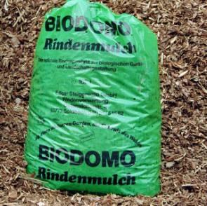 80l Rindenmulch, Körnung 10-40mm, Kiefer, Lärche, Douglasie