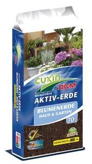 45 ltr. Cuxin Aktiv-Erde Blumenerde Haus und Garten,