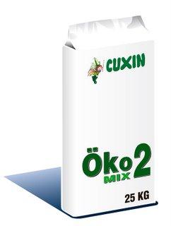 25 kg Cuxin ÖKO-Mix 2,