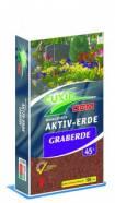 45 ltr. Cuxin Aktiv-Erde Graberde, Zum Abdecken von Pflanzen