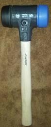 Schonhammer 60mm Gummihammer,