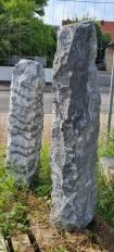 Icy Blue Monolithen , 1 Stück